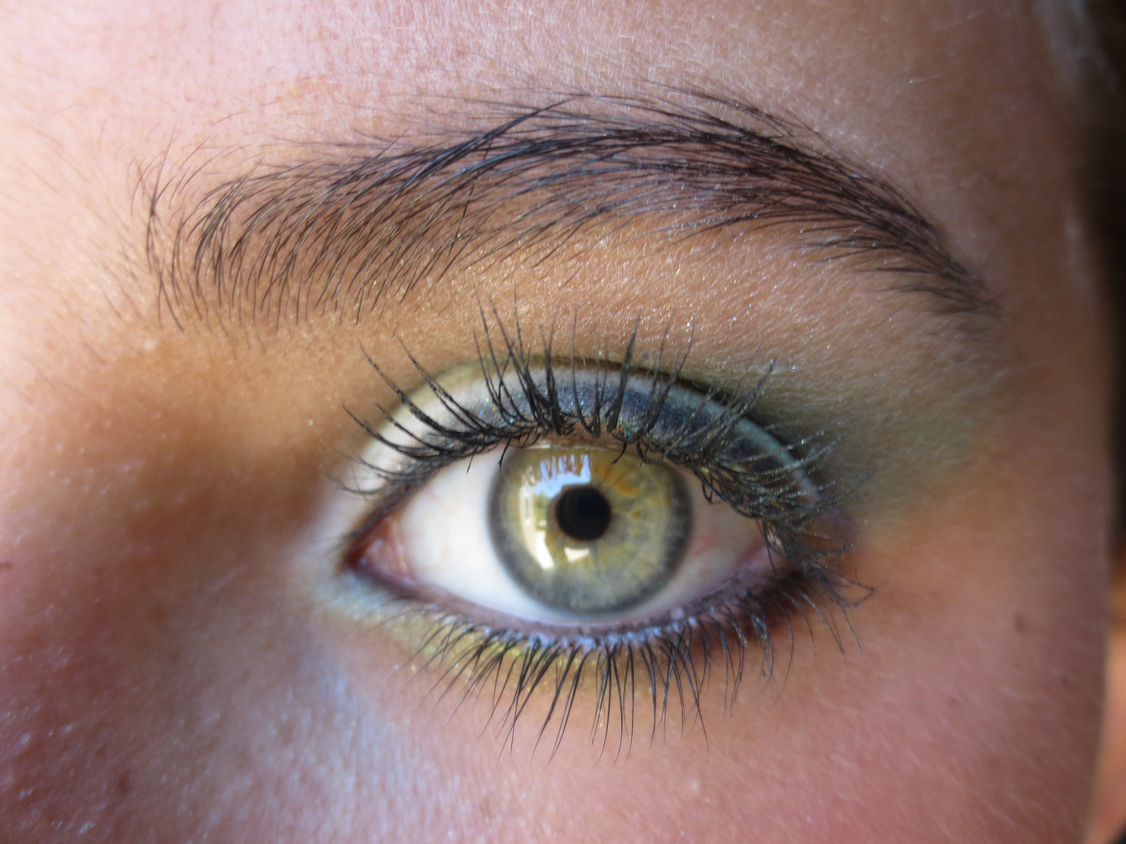 Lotd mac look fresh green makeup crazy image baditri Image collections