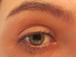 Random Makeup Pics, and Green Blog Look 008