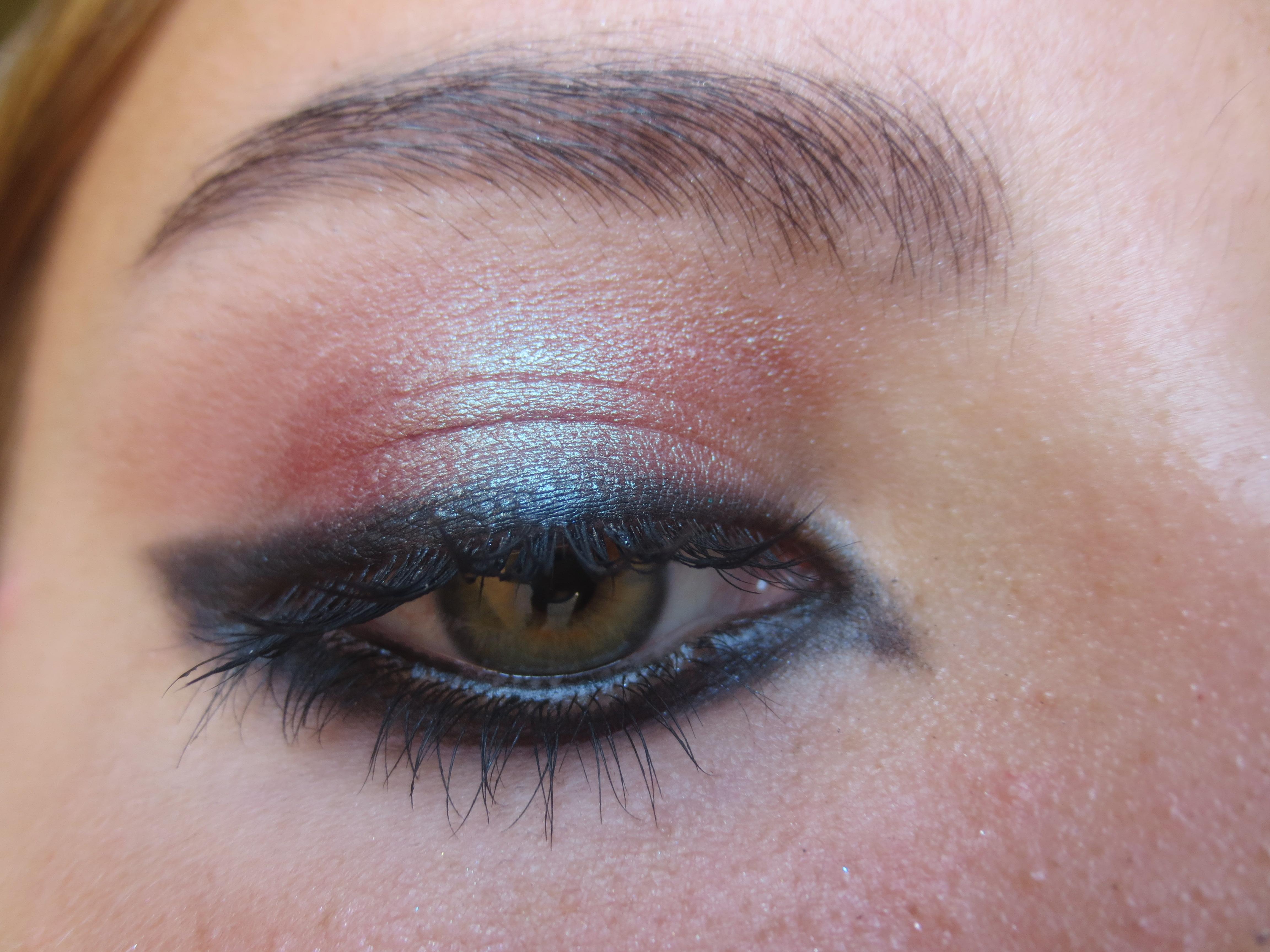 Lotd Dramatic Arabic Cat Eye Makeup Makeup Crazy